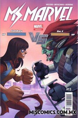 Ms. Marvel (2016-2017) (Grapa) #13