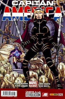 Capitán América Vol. 8 (2011-) (Grapa) #28