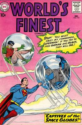 World's Finest Comics (1941-1986) (Comic Book) #114