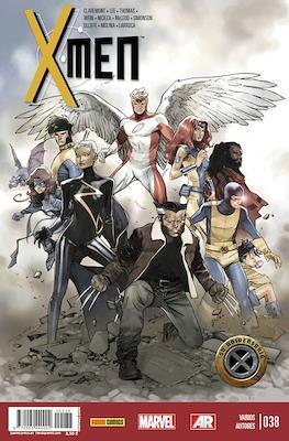 X-Men Vol. 4 / X-Men presenta (2011-2016) (Grapa 24 pp) #38