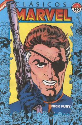 Clásicos Marvel (1988-1991) (Grapa.) #6