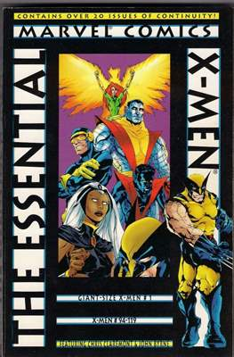 The Essential X-Men (Softcover) #1
