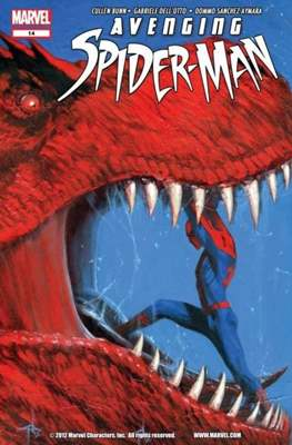 Avenging Spider-Man (Comic-Book) #14
