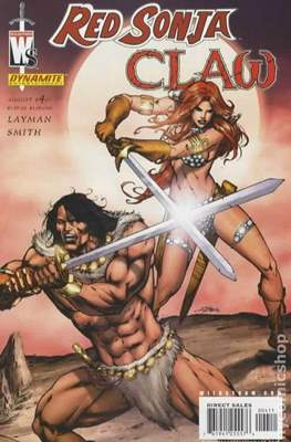 Red Sonja / Claw: The Devil's Hands (2006) (Grapa) #4