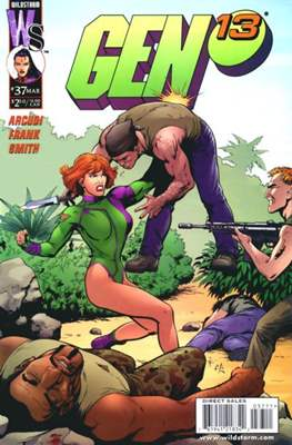 Gen 13 (1999 Series) (Saddle-Stitched) #37