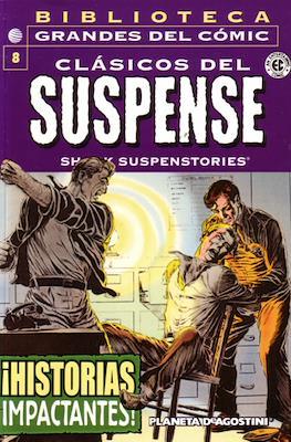 Clásicos del Suspense. Biblioteca Grandes del Cómic (Rústica 144-176 pp) #8