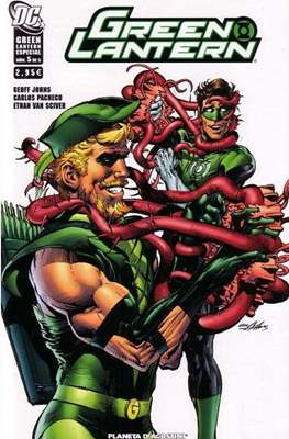 Green Lantern Especial (Grapa 64-48 pp) #5