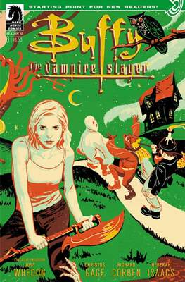 Buffy the Vampire Slayer - Season 10 #8