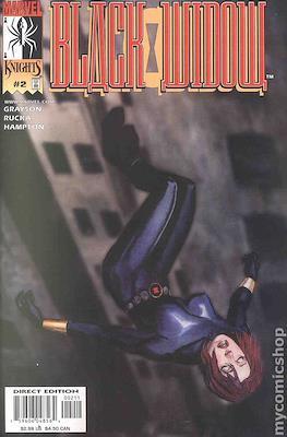 Black Widow: Breakdown (Comic-Book) #2