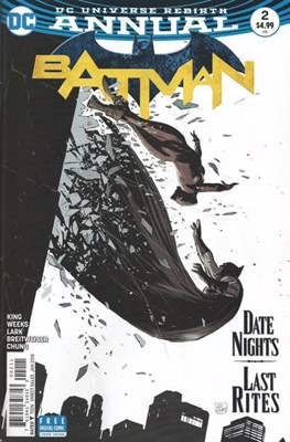 Batman Vol. 3 Annual (2017-) #2