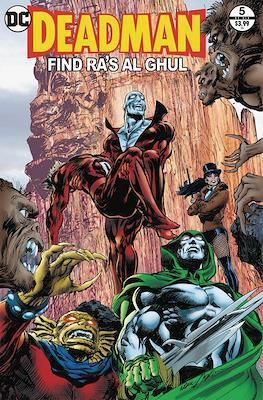Deadman Vol. 5 (2017) (Comic book) #5