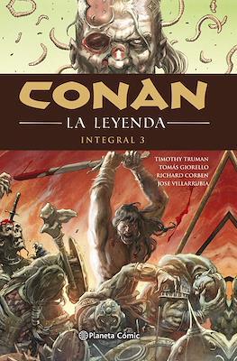 Conan. La Leyenda (Cartoné 504 pp) #3