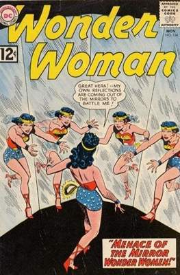 Wonder Woman Vol.1 (1942-1986; 2020-) (Comic Book) #134