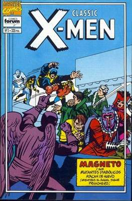 Classic X-Men Vol. 2 (1994-1995) (Grapa) #3