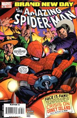 The Amazing Spider-Man Vol. 2 (1999-2014) (Comic-Book) #563