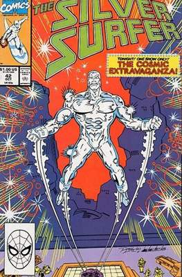 Silver Surfer Vol. 3 (1987-1998) #42