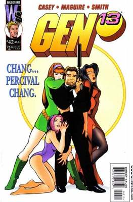 Gen 13 (1999 Series) (Saddle-Stitched) #42