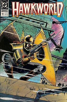 Hawkworld (Comic Book) #12
