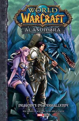 World of Warcraft: Alasombra (Rústica 168-176 pp) #1