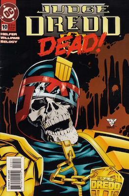 Judge Dredd (1994 DC) (Cómic grapa) #10