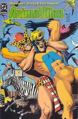 Animal Man (1988-1995) (Comic Book) #4