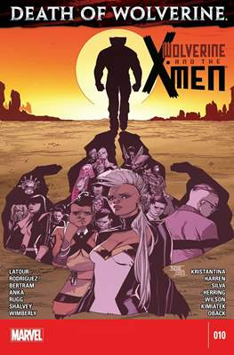 Wolverine and the X-Men Vol. 2 #10