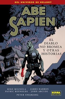 Abe Sapien (Rústica 160 pp) #2