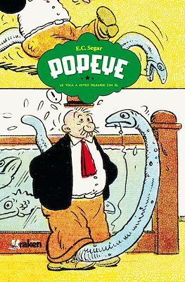 E.C. Segar Popeye