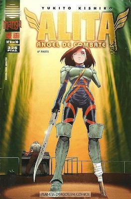 Alita, ángel de combate. 6ª parte #8