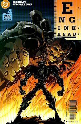 Enginehead (Comic Book) #4