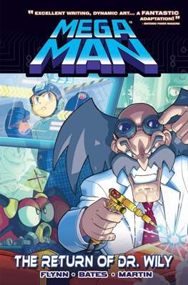 Megaman (Softcover) #3