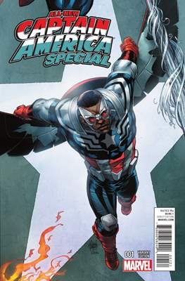 All-New Captain America Special (Variant Cover)