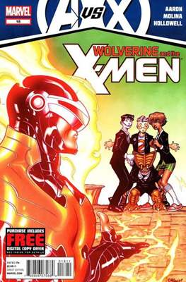 Wolverine and the X-Men Vol. 1 #18