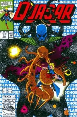 Quasar Vol. 1 (1989-1994) (Comic.Book) #37