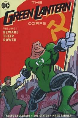 The Green Lantern Corps (Hardcover 264 pp) #1