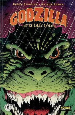 Godzilla. Especial color
