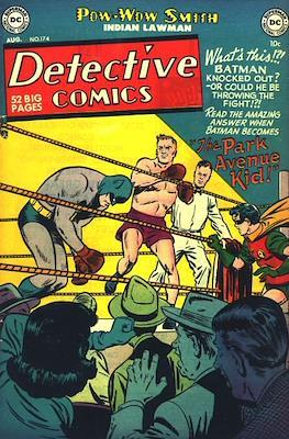 Detective Comics Vol. 1 (1937-2011; 2016-) (Comic Book) #174