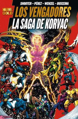 Los Vengadores. Marvel Gold (Rústica con solapas) #11