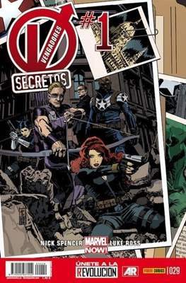 Vengadores Secretos (2011-2015) (Grapa) #29
