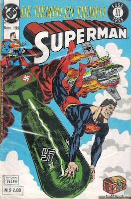Supermán (1986-2001) (Grapa) #199