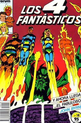Los 4 Fantásticos Vol. 1 (1983-1994) (Grapa 36-32-24 pp) #18