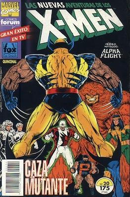 Las nuevas aventuras de los X-Men (Grapa 24 pp) #20