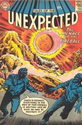 Tales of the Unexpected (1956-1968) (Comic Book) #19
