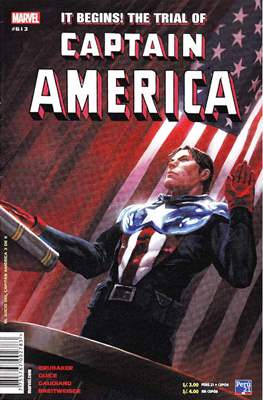 Capitán América: Edad Heroica (Grapa) #613