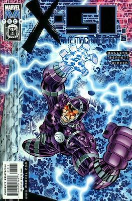 X-51 (Comic Book) #12