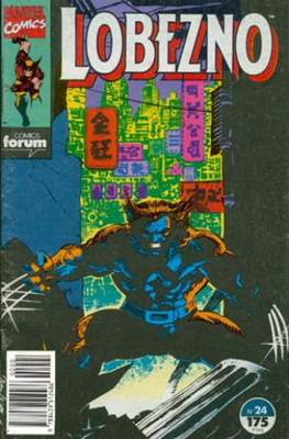 Lobezno vol. 1 (1989-1995) (Grapa) #24