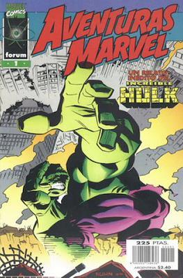 Aventuras Marvel (Grapa. 24 páginas.) #1