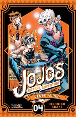 JoJo's Bizarre Adventure - Part V: Vento Aureo #4