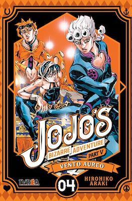 JoJo's Bizarre Adventure - Part V: Vento Aureo (Rústica con sobrecubierta) #4