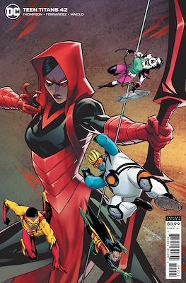 Teen Titans Vol. 6 (2016-Variant Cover) (Comic Book) #42